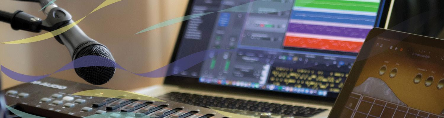 Music Technology Set-up, a part of study in the MMME program