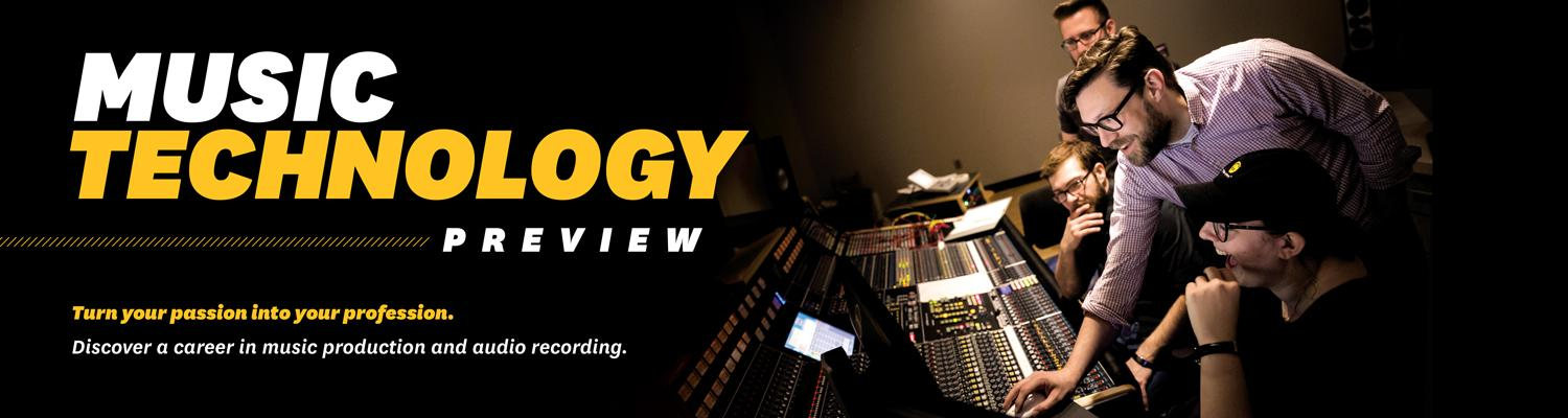 Music Technology Preview