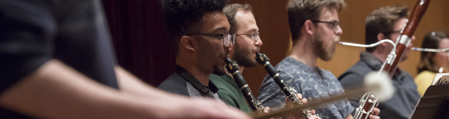 Kent State Orchestra Winds and Percussions