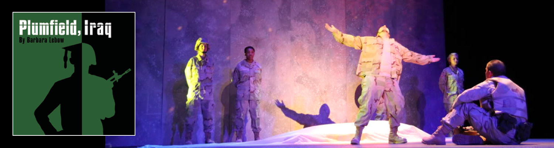 Plumfield, Iraq theatre production