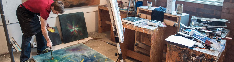 Painting minor at Kent State Stark