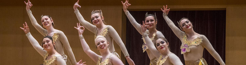 Dancers, Pan-Asian Concert