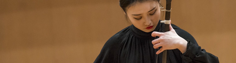 Erhu Player, Pan-Asian Concert