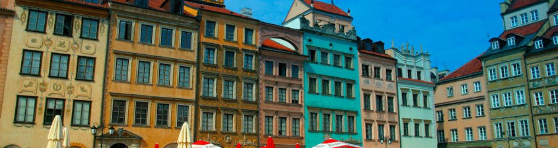 Poland Town Square