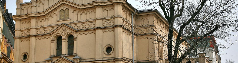 Tempel Synagogue, Krakow