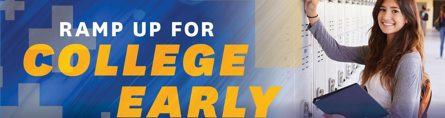 Ramp up for college early!