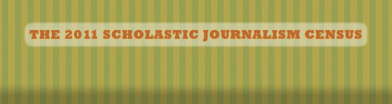 Scholastic Journalism Census logo