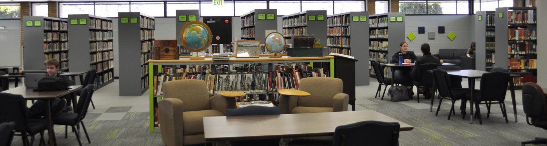 Visit the Salem Campus Library