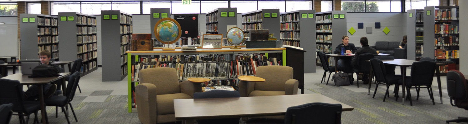 Visit the Salem Campus Library