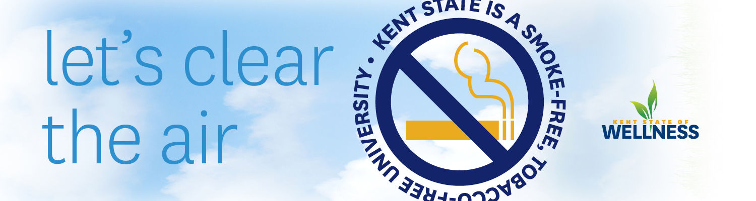 let's clear the air - smoke free campus