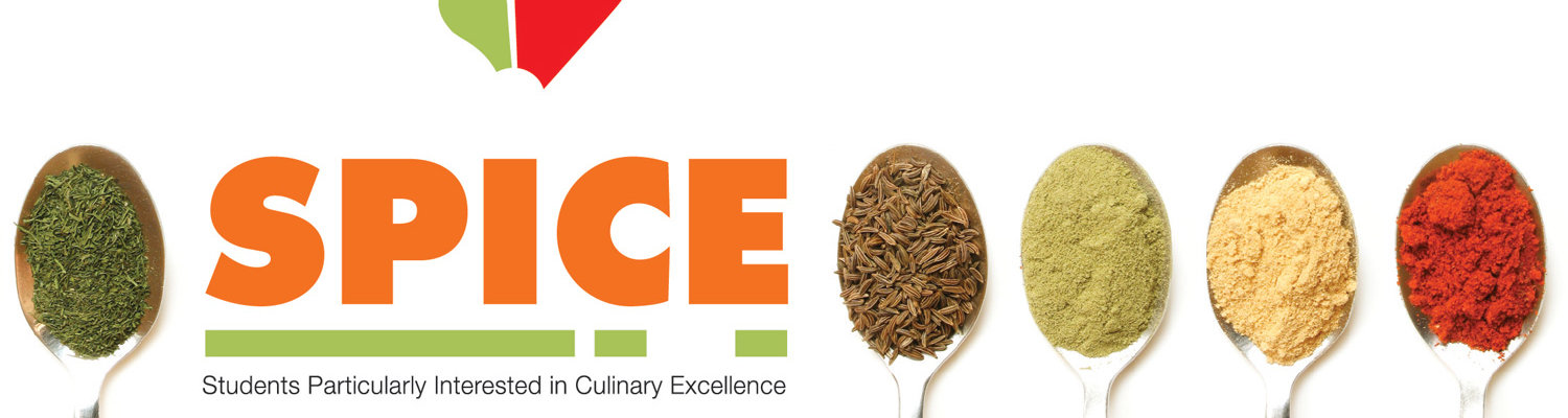 S.P.I.C.E.: Students Particularly Interested in Culinary Excellence