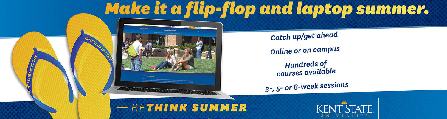 Make it a Flip-Flop and Laptop Summer!