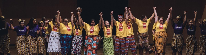 African Ensemble | Photo Credit: Mason G. Smith