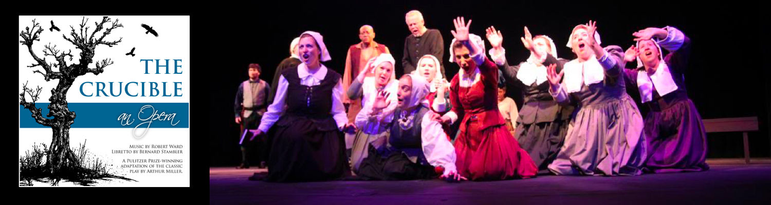 The Crucible theatre production