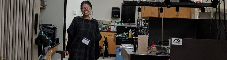 Alumni Spotlight: Tianyi Guo