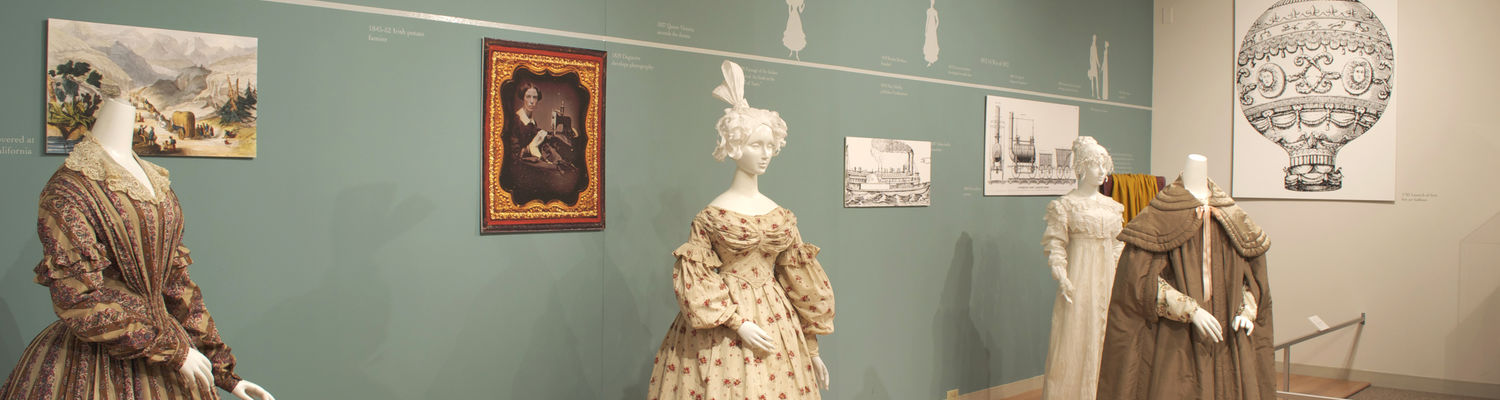 Gallery View of Fashion Timeline