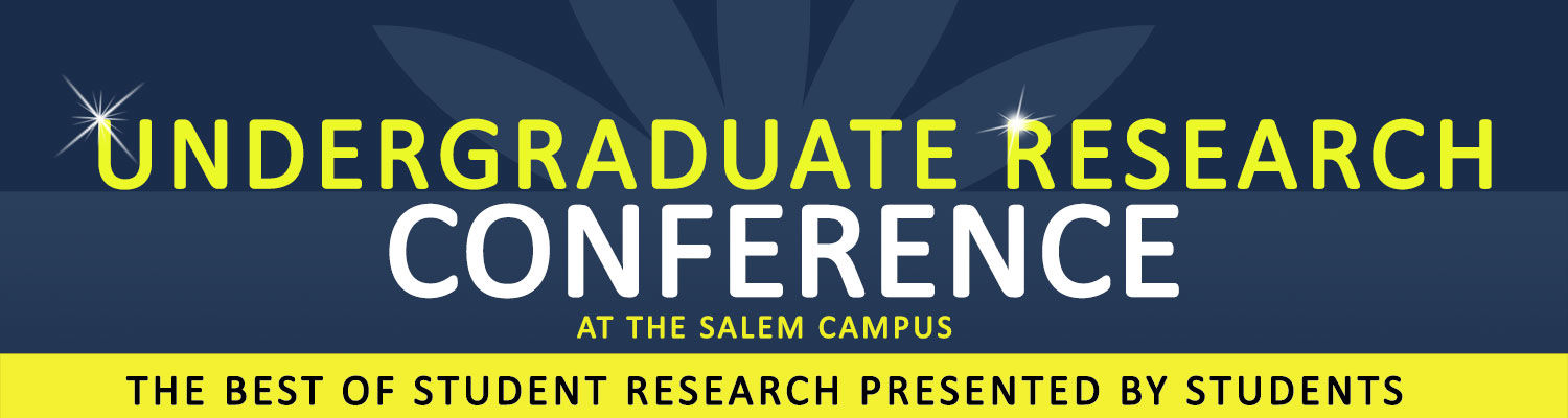 Undergraduate Research Conference Welcome