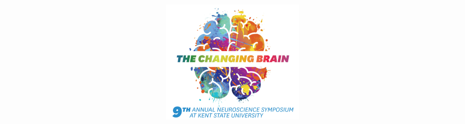 Logo for the 9th annual neuroscience symposium: The Changing Brain