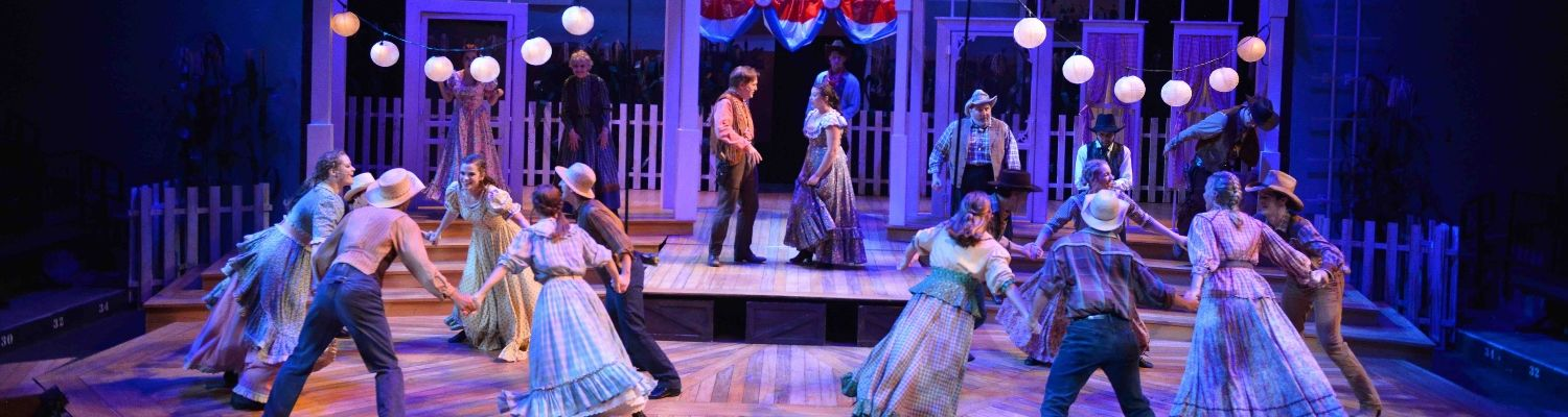 Porthouse production of Rodgers and Hammerstein's Oklahoma