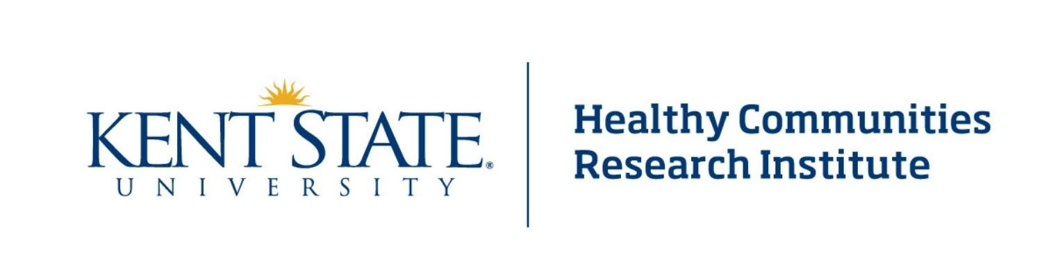 Healthy Communities Research Institute Logo