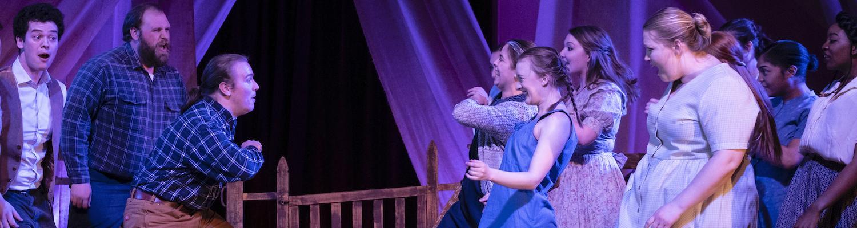 KSU Opera Performing