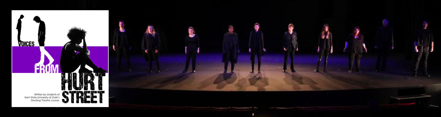 Voices from Hurt Street theatre production