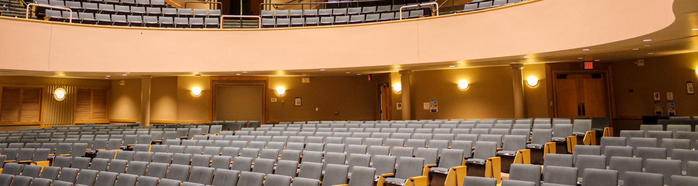 Cartwright Hal Interior