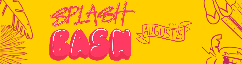 Splash Bash Web Banner