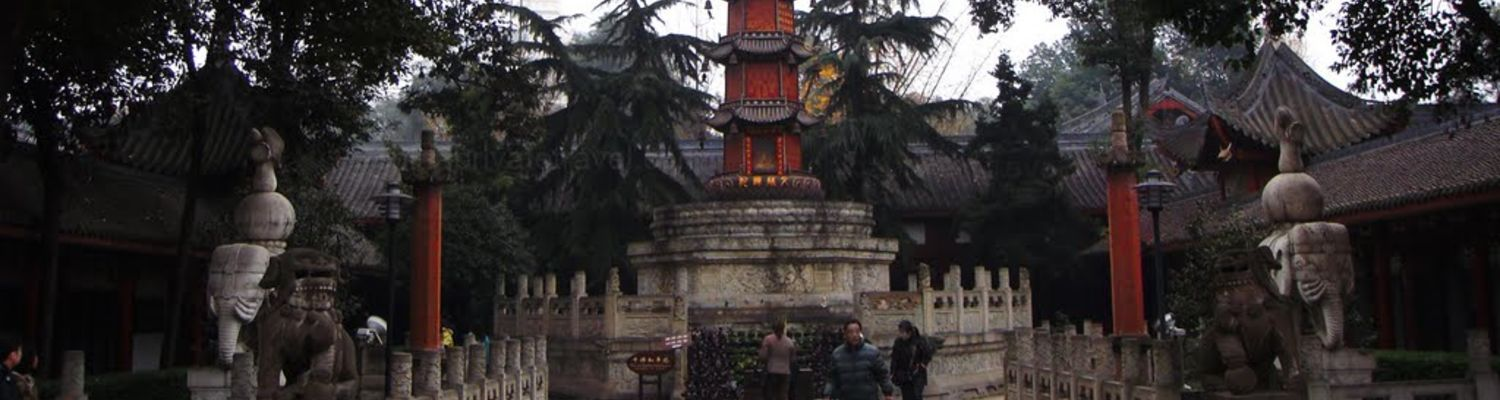 Wenshu Monastery is the best-preserved Buddhist temple in Chengdu. It is the home of the Buddhist Association of Sichuan Province and Chengdu City.  Initially built in the Tang Dynasty (618-907), Wenshu Monastery was once called Xinxiang Temple.