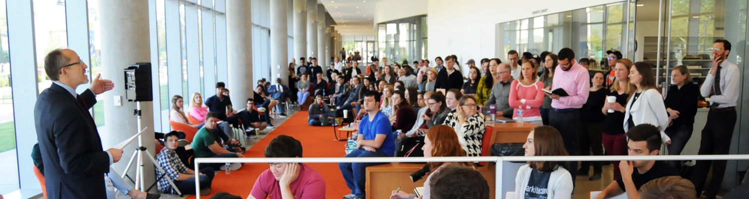 Connect with the College of Architecture and Environmental Design