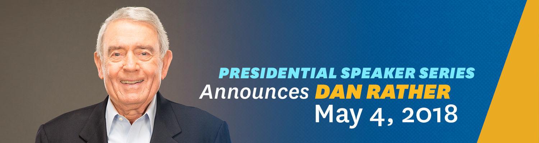 The Presidential Speaker Series
