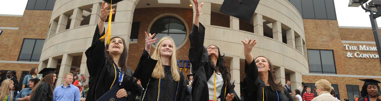 Kent State University Graduates