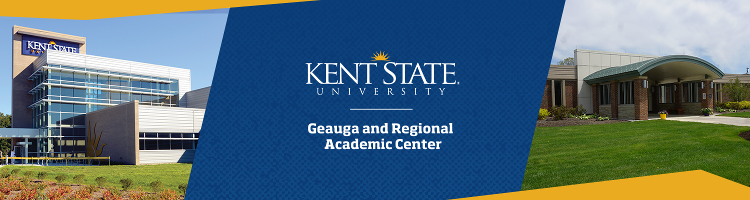 Kent State Geauga and Regional Academic Center buildings