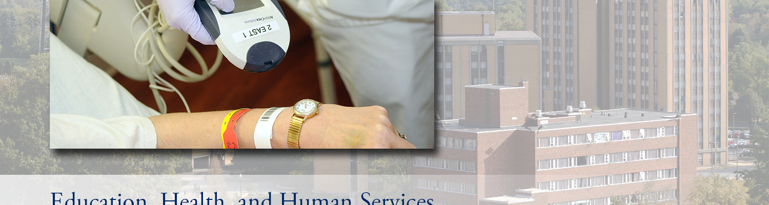 Education, Health, and Human Services