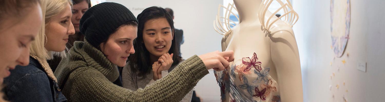 Fashion Students at Kent State University
