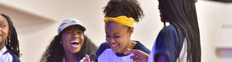 Kupita 2017 students stage