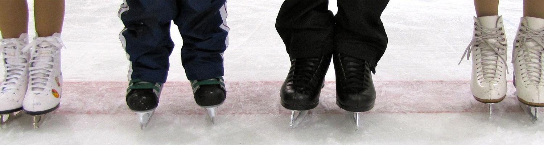 pairs of ice skates