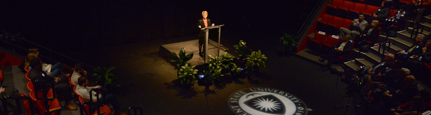 """""""The Heart of Kent State"""": Report on the 2014 Presidential Listening Tour"""