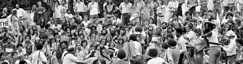 May 4, 1977 Tent City