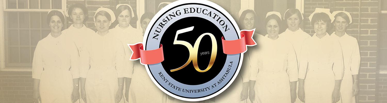 Nursing Education 50 Years, Kent State University at Ashtabula