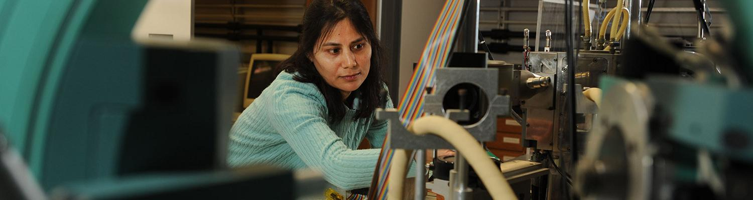 From electronics to energy savings, research at Kent State translates into new technologies.