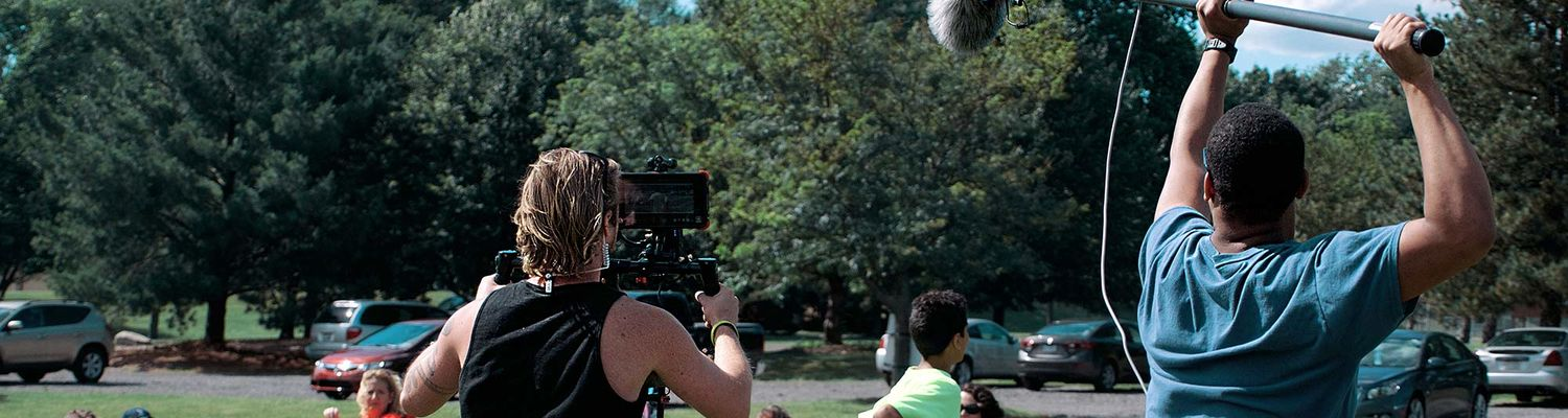 Kent State Independent Films Shoots on Campus