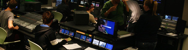 Studio and Control room