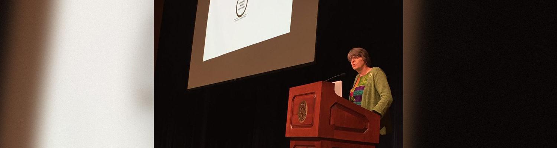 2019 OSMA Keynote Mary Beth Tinker
