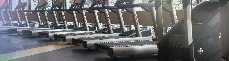 Tri-Rec Treadmill image