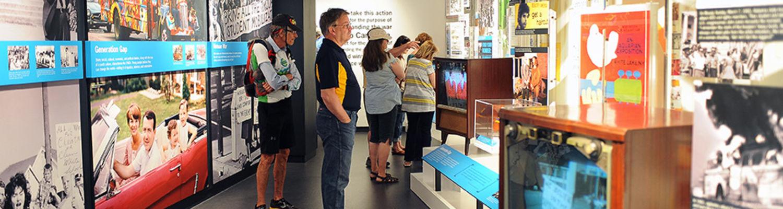 May 4 Visitors Center