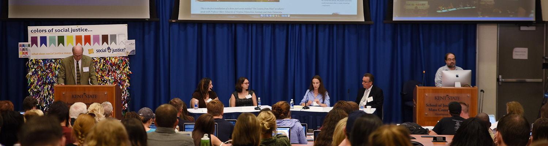 Media Ethics Workshop Panel on the Flint Water Crisis, 2016