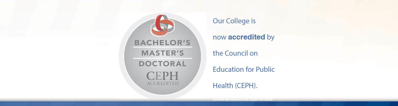 CEPH Accreditation