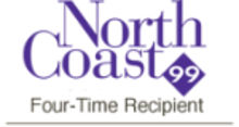 North Coast 99 Four-Time Recipient