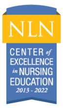 NLN Center of Excellence in Nursing Education, 2013-2022